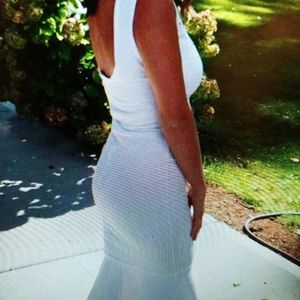 Missguided White Dress size Small